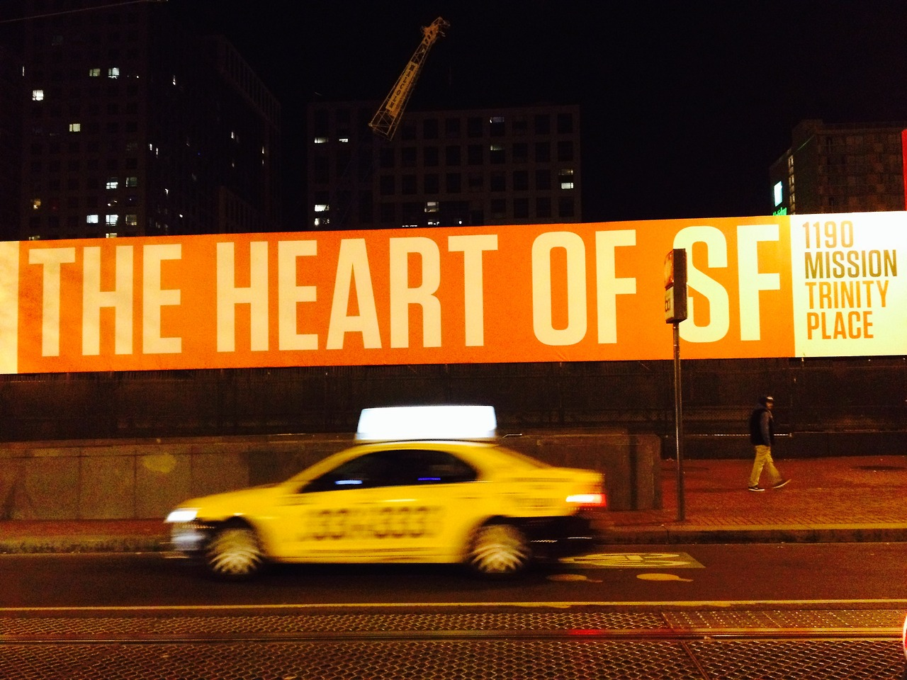 """The Heart of SF"""